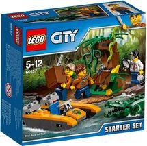 LEGO - City 60157 Džungľa - začiatočnícka súprava