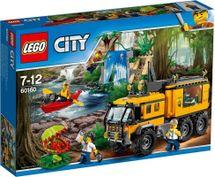LEGO - City 60160 Mobilné laboratórium do džungle