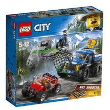 LEGO - City 60172 Naháňačka v priesmyku