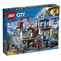 LEGO - City 60174 Horská policajná stanica