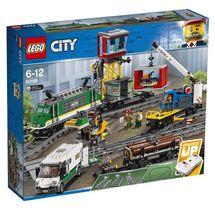 LEGO - City 60198 Nákladný vlak