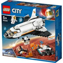 LEGO - City 60226 Raketoplán skúmajúci Mars
