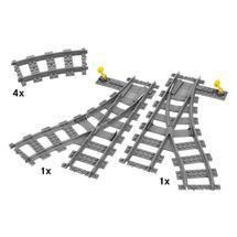 LEGO - CITY 7895 Výhybky