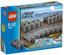 LEGO - City Ohybné koľajnice 7499