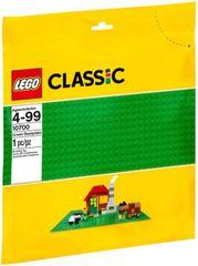LEGO - Classic 10700 Zelená podložka na stavanie