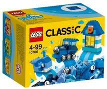 LEGO - Classic 10706 Modrý kreatívny box