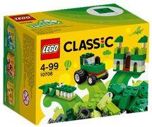 LEGO - Classic 10708 Zelený kreatívny box
