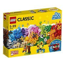LEGO - Classic 10712 Kocky a ozubené kolieska