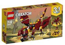 LEGO - Creator 31073 Bájne stvorenia