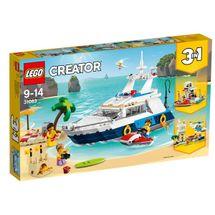 LEGO - Creator 31083 Dobrodružstvá na mori