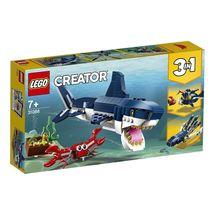 LEGO - Creator 31088 Hlbokomorské stvorenia