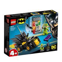 LEGO - DC Batman 76137 Batman™ vs. Hádankár™ a krádež
