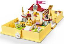 LEGO - Disney™  43177 Princess Bella a jej rozprávková kniha dobrodružstiev