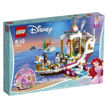 LEGO - Disney Princess 41153 Arielin kráľovský čln na oslavy