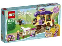 LEGO - Disney Princess 41157 Rapunzel a jej karavan