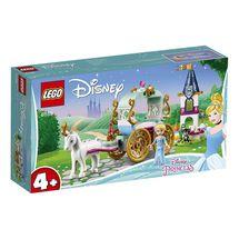 LEGO - Disney Princess 41159 Popoluška a jej cesta v kočiari