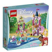 LEGO - Disney Princess 41162 Ariel, Aurora, Tiana a ich kráľovská oslava