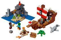 LEGO - Dobrodružstvo Na Pirátskej Lodi