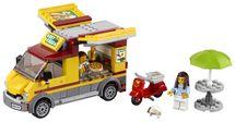 LEGO - Dodávka S Pizzou