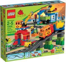 LEGO - DUPLO 10508 Vláčik deluxe