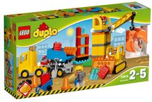 LEGO - DUPLO® 10813 Veľké stavenisko