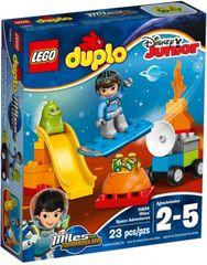 LEGO - Duplo 10824 Milesove vesmírne dobrodružstvá