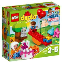 LEGO - DUPLO 10832 Narodeninový piknik