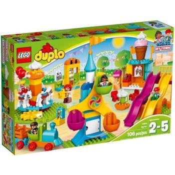 LEGO - DUPLO 10840 Veľký lunapark