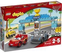 LEGO - DUPLO 10857 Preteky o Zlatý piest