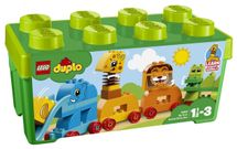 LEGO - DUPLO 10863 Môj prvý box so zvieratkami