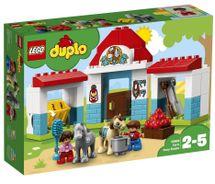 LEGO - DUPLO 10868 Stajne pre poníka
