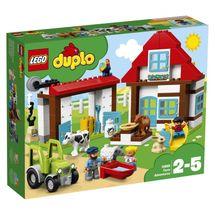 LEGO - DUPLO 10869 Dobrodružstvo na farme