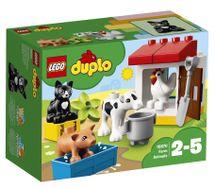 LEGO - DUPLO 10870 Zvieratká z farmy