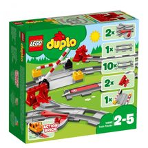 LEGO - DUPLO® 10882 Koľajnice
