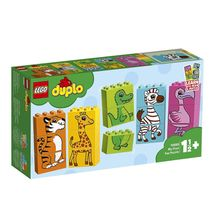 LEGO - DUPLO 10885 Moje prvé zábavné puzzle