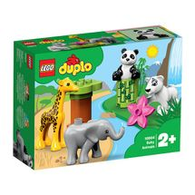 LEGO - DUPLO Wild Animals 10904 Zvieracie mláďatká