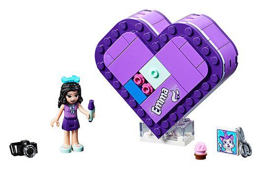 LEGO - Emmin Srdiečkový Box