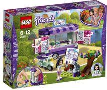 LEGO - Friends 41332 Emma a jej umelecký stojan