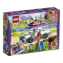 LEGO - Friends 41333 Olivia a jej špeciálne vozidlo