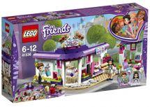 LEGO - Friends 41336 Emma a jej umelecká kaviareň