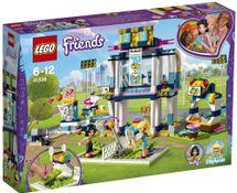LEGO - Friends 41338 Stephanie a jej športová aréna
