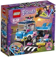 LEGO - Friends 41348 Nákladné auto na servis a údržbu