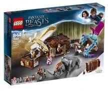 LEGO - Harry Potter 75952 Mlokov kufrík s čarovnými bytosťami