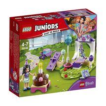 LEGO - Juniors 10748 Emma a oslava pre maznáčikov