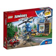 LEGO - Juniors 10751 Policajná naháňačka v horách
