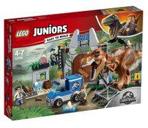 LEGO - Juniors 10758 Útek T-Rexa