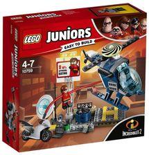 LEGO - Juniors 10759 Elastižena a naháňačka na streche