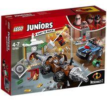 LEGO - Juniors 10760 Banková lúpež Podkopávača