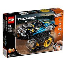 LEGO - Kaskadérske Pretekárske Auto Na Diaľkové Ovládanie