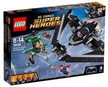 LEGO - LEGO Super Heroes 76046 Hrdinovia spravodlivosti: súboj vysoko v oblakoch